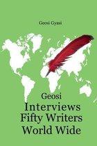 Geosi Interviews Fifty Writers World Wide
