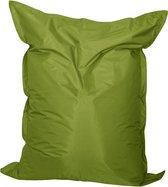 Zitzak Nylon Lente Groen maat 110x140 cm