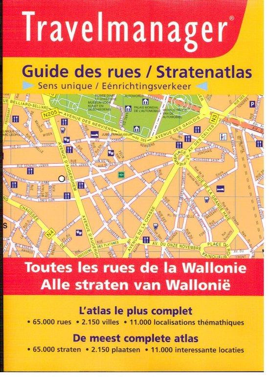 Travelmanager Wallonië