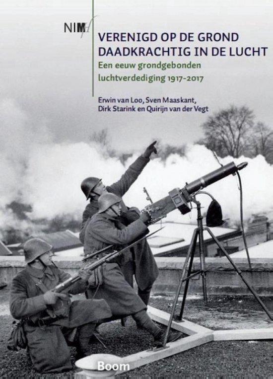 Boek cover Verenigd op de grond, daadkrachtig in de lucht van Erwin van Loo (Paperback)