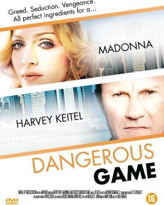 Cover van de film 'Dangerous Game'