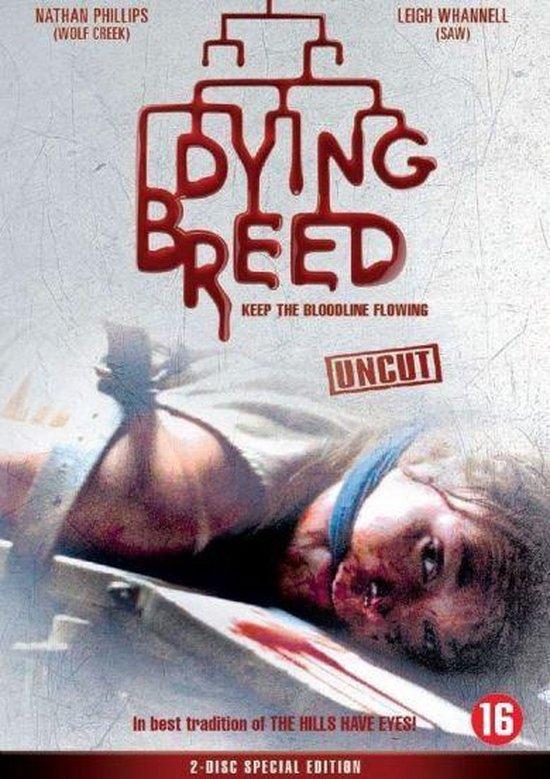 Cover van de film 'Dying Breed'