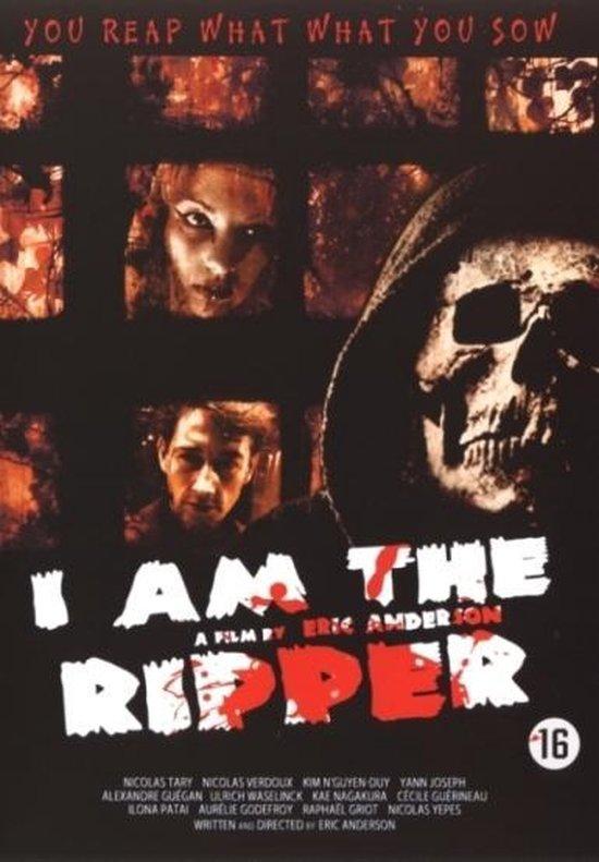 Cover van de film 'I Am The Ripper'