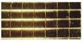 150x stuks gouden spiegel mozaiek zelfklevend - zelf mozaieken maken