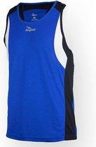 Darby Singlet - Hockeyshirt - Mannen - Maat XL - Blauw