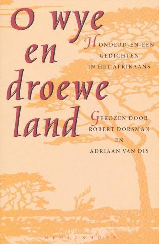 O wye en droewe land - Onbekend | Readingchampions.org.uk