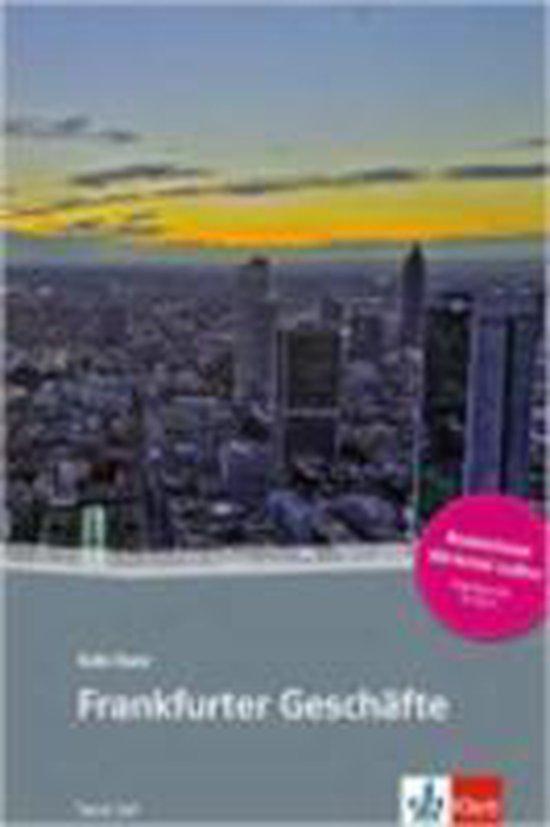 Frankfurter Geschafte + Audio-Online