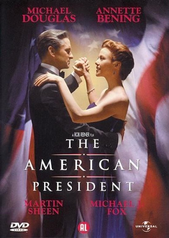 Cover van de film 'An American President'