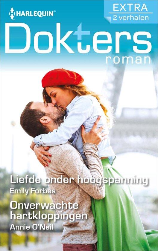 Doktersroman Extra 134 - Liefde onder hoogspanning ; Onverwachte hartkloppingen - Emily Forbes |