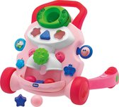 Chicco Babywalker - Looptrainer Roze