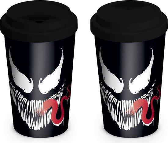 Marvel: Venom Face Travel Mug