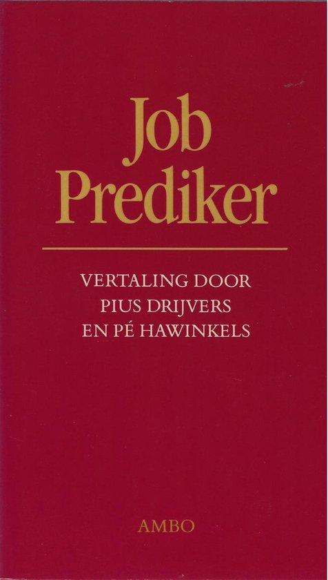 Bijbel Job prediker - Pius Drijvers |