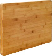 3 cm dikke xl snijplank 50x35cm bamboe houten snijplank houten snijplank keuken