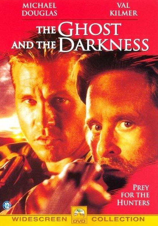 Cover van de film 'Ghost And The Darkness'