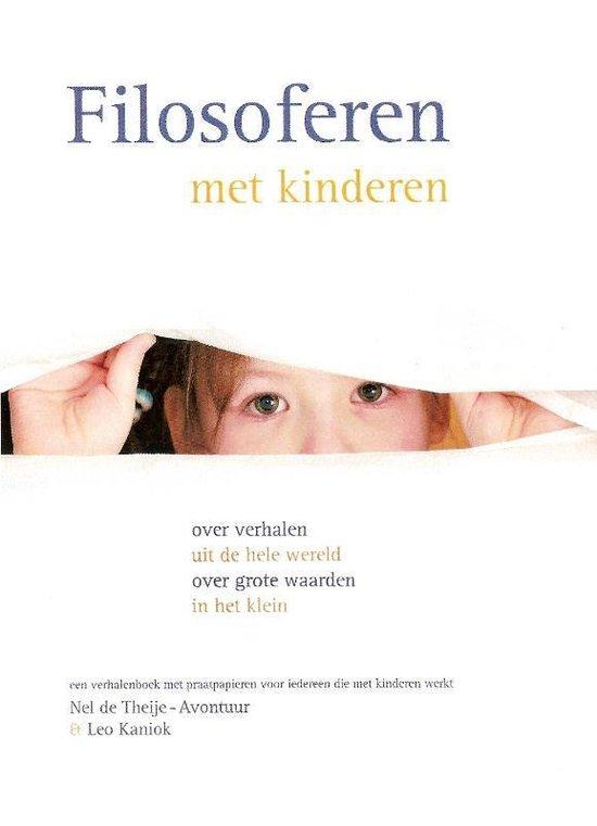 Filosoferen met kinderen - Nel de Theije-Avontuur | Readingchampions.org.uk