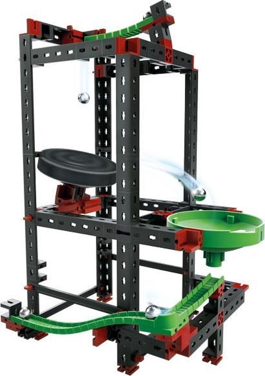 Fisher-Price PLUS Dynamic Trampoline - Marble run