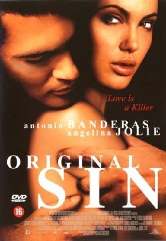 Cover van de film 'Original Sin'