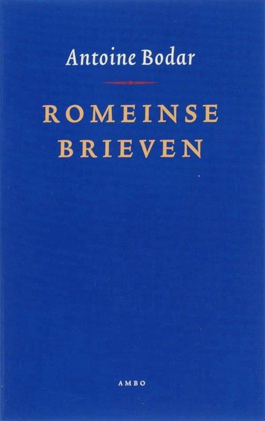 Romeinse brieven - Antoine Bodar |