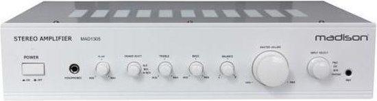 Madison Mad1305wh hifi stereo versterker