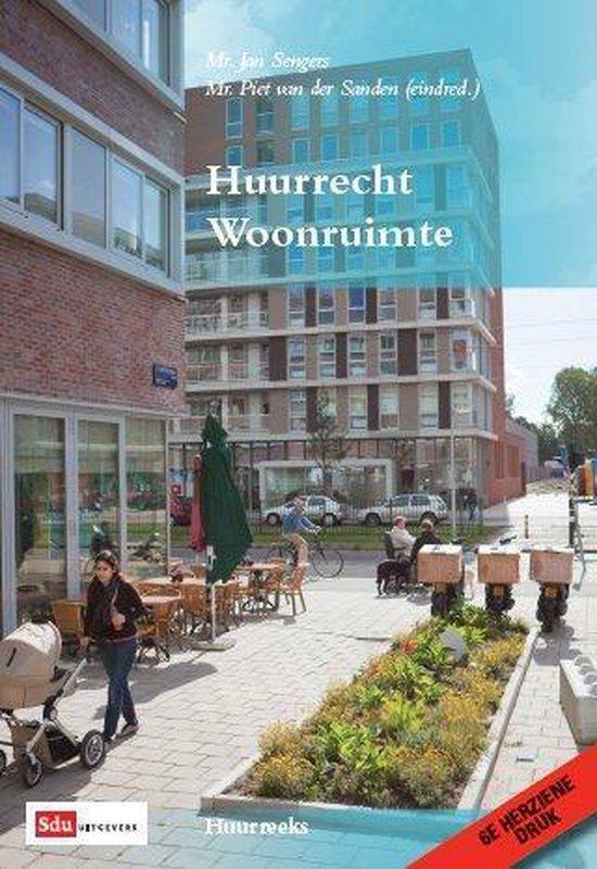 Huurrecht woonruimte - M. van Schie pdf epub