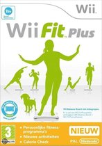 Wii Fit Plus - Wii