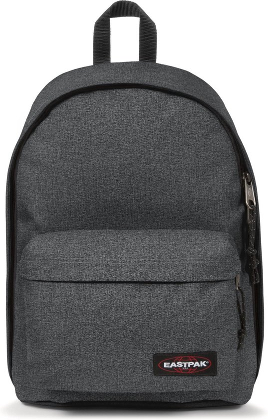 Eastpak Out Of Office Rugzak 14 inch laptopvak - Black Denim