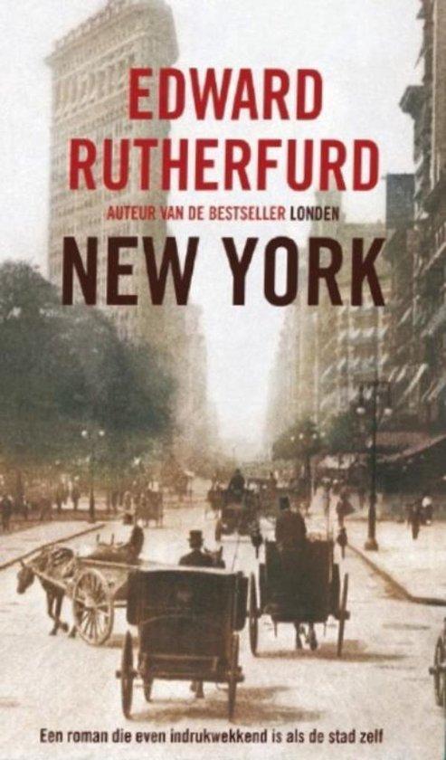 New York - Edward Rutherfurd | Readingchampions.org.uk
