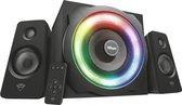 Trust GXT 629 Tytan - 2.1 RGB Speaker / Zwart