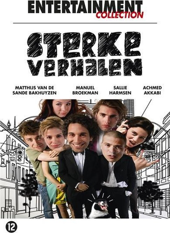 Cover van de film 'Sterke Verhalen'