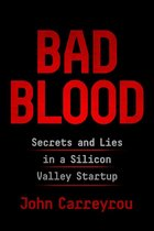 Boek cover Bad Blood van John Carreyrou (Onbekend)