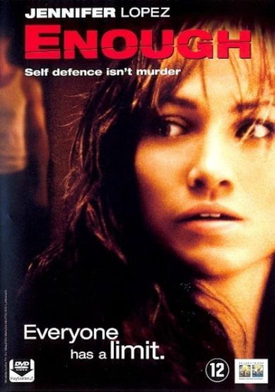 Cover van de film 'Enough'