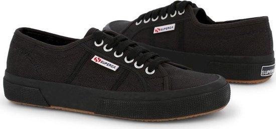 Superga Sneakers – Maat 40 – Vrouwen – zwart