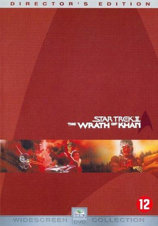 Cover van de film 'Star Trek 2 - Wrath of Khan'