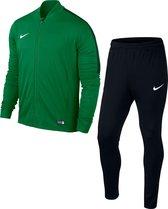 Nike Academy 16 Knit Trainingspak - Senior - Groen/Zwart - Maat XL