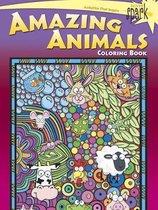 SPARK -- Amazing Animals Coloring Book