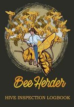 Bee Herder Hive Inspection Logbook