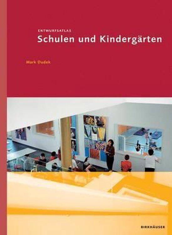 Cover van het boek 'Schools and Kindergartens (Duits)'