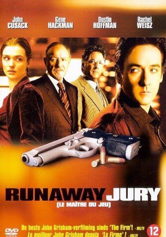 Cover van de film 'Runaway Jury'