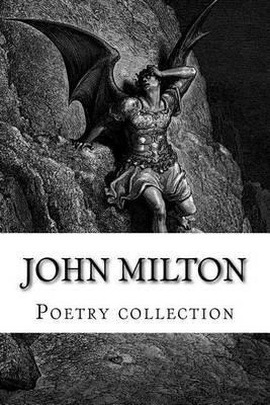 Boek cover John Milton, Poetry Collection van Professor John Milton (Paperback)