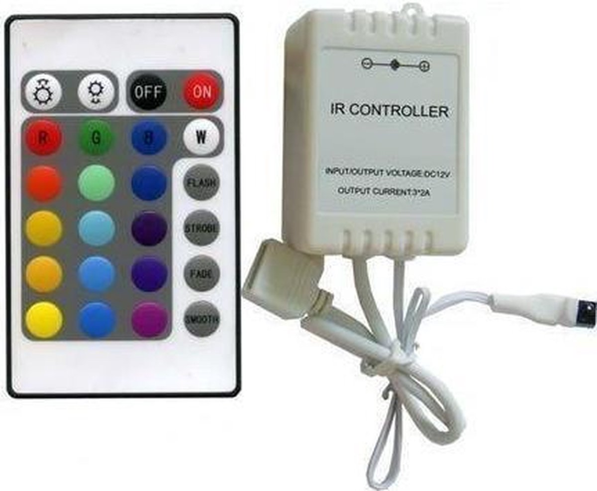 24-key LED IR controller