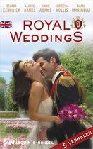 Harlequin  - Royal Weddings 1
