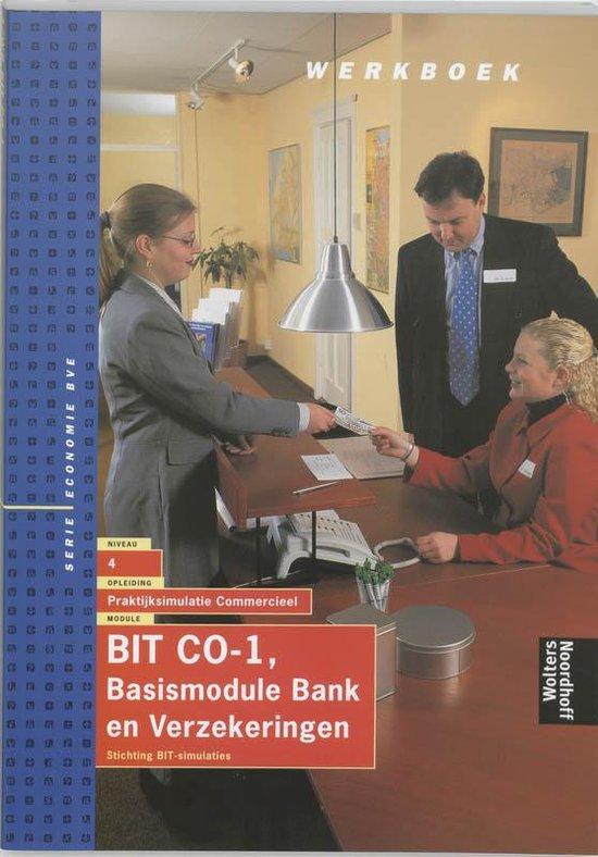 BIT CO-1 niveau 4 basismodule bankverzekeringen Werkboek - none  