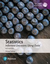 Sullivan, M: Statistics/with Pearson eText