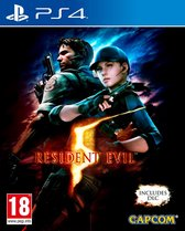 Capcom Resident Evil 5 video-game PlayStation 4 Basis