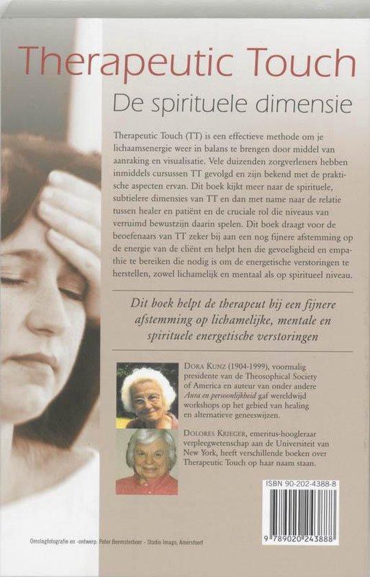 Therapeutic Touch - Dora Van Gelder Kunz |