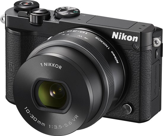 NIKON 1 J5 + 10-30mm PD-Zoom - Zwart