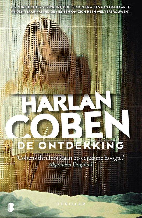 Boek cover De ontdekking van Harlan Coben (Onbekend)