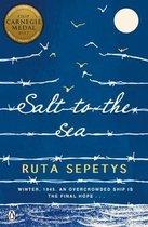 Boek cover Salt to the Sea van Ruta Sepetys (Onbekend)