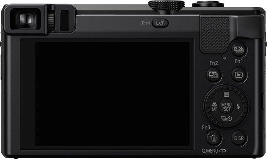 Panasonic Lumix DMC-TZ80 - Zwart