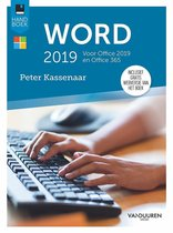 Handboek - Handboek Word 2019
